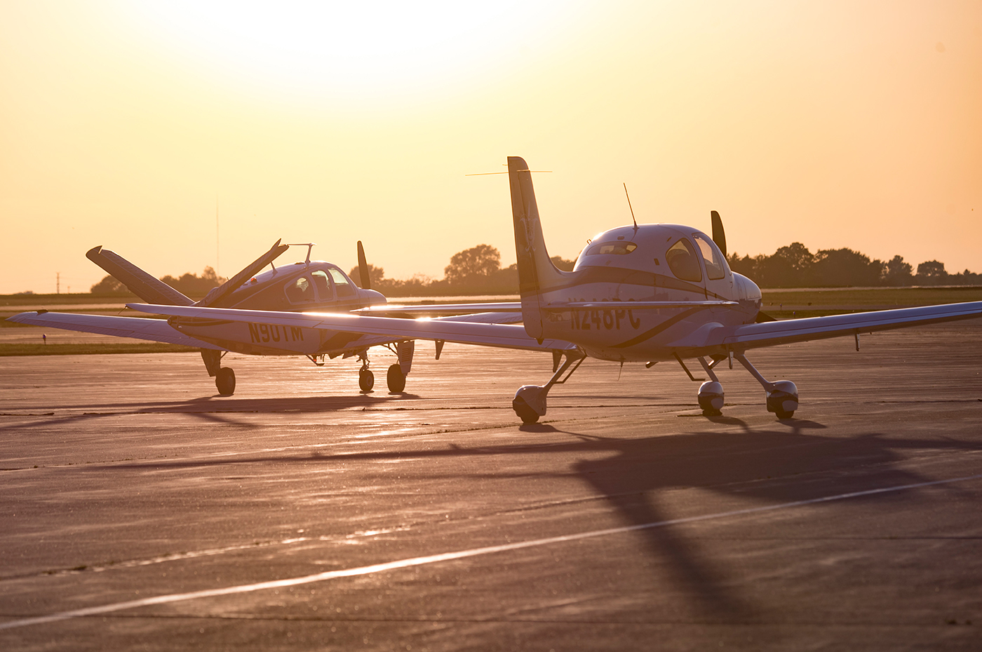 general aviation at Willard Airport